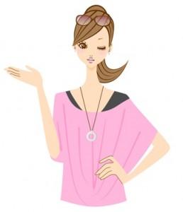 女性 ファッション 案内