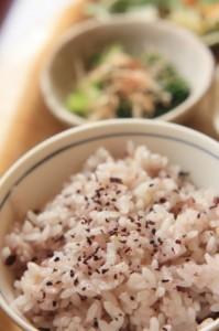 雑穀米レシピ