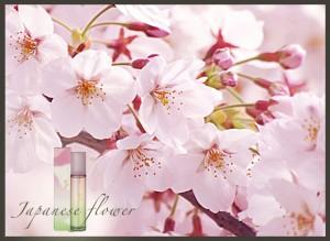 和の香り 花の香り