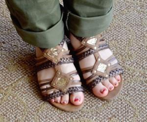 足の小指の爪