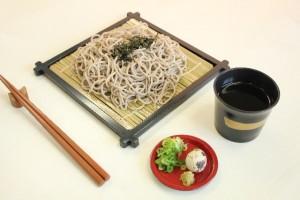 蕎麦の美容レシピ