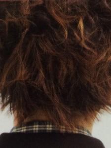 男性の髪型