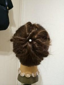 子供のヘアスタイル