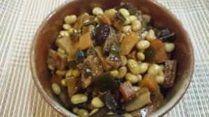 五目豆の含め煮