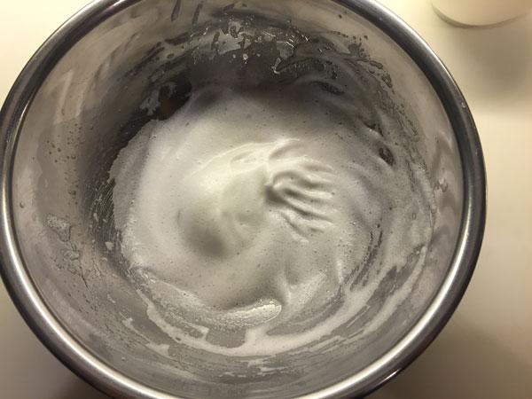 手作り卵白パックの作り方・やり方【体験した感想】